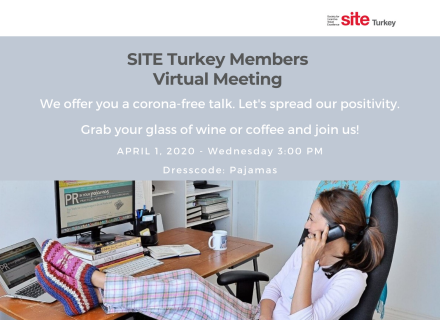 SITE Turkey Members Virtual Meeting