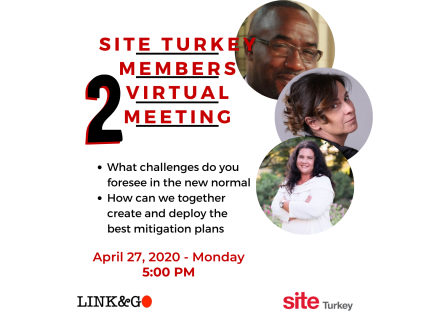 SITE Turkey Members Virtual Meeting 2